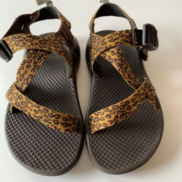 Chaco Shoes | Iso Leopard Print Chacos